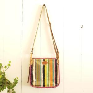 Colorful Fossil Crossbody Bag